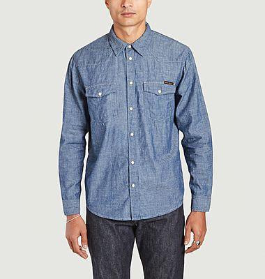 Chemise George Chambray