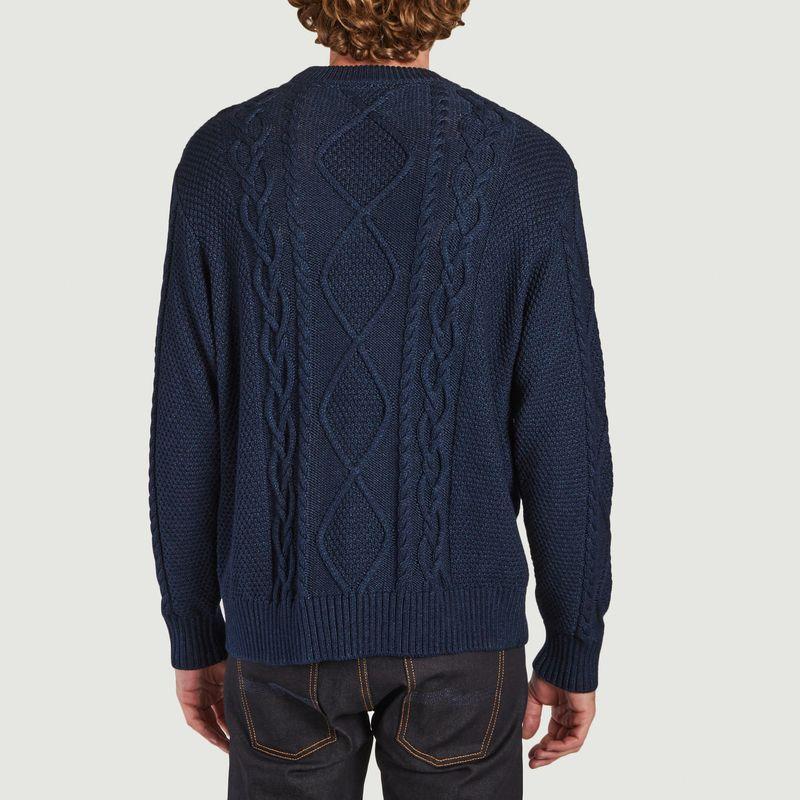 Pull Didrik Braided  - Nudie Jeans
