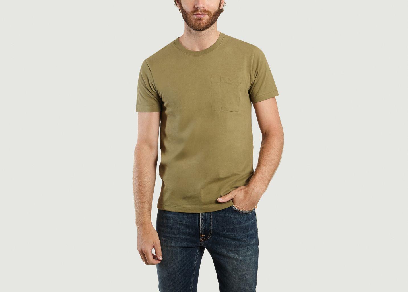 T-Shirt Kurt Worker - Nudie Jeans