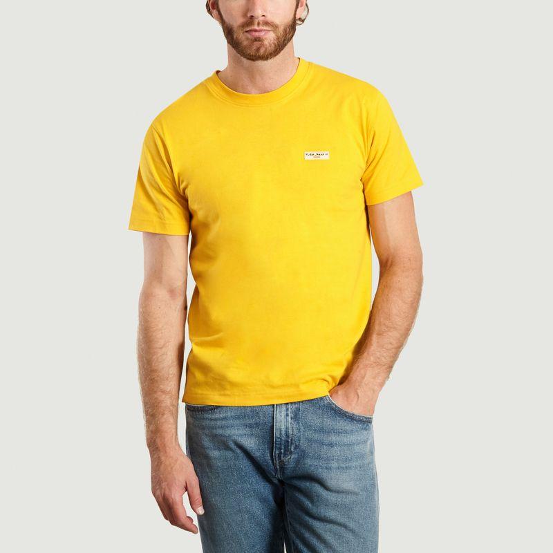 T-Shirt Siglé Daniel - Nudie Jeans