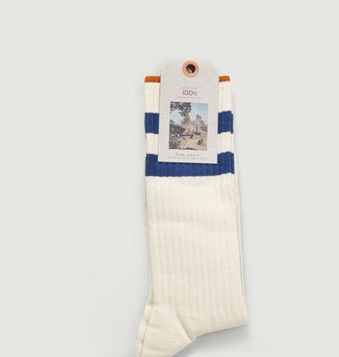 Organic Cotton Amundssom Tennis Socks