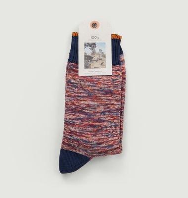 Rasmunsson Mottled Socks