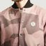 matière Bomber Motif Camouflage En Laine Recyclée Bengan - Nudie Jeans