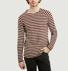 T-Shirt Marinière Otto