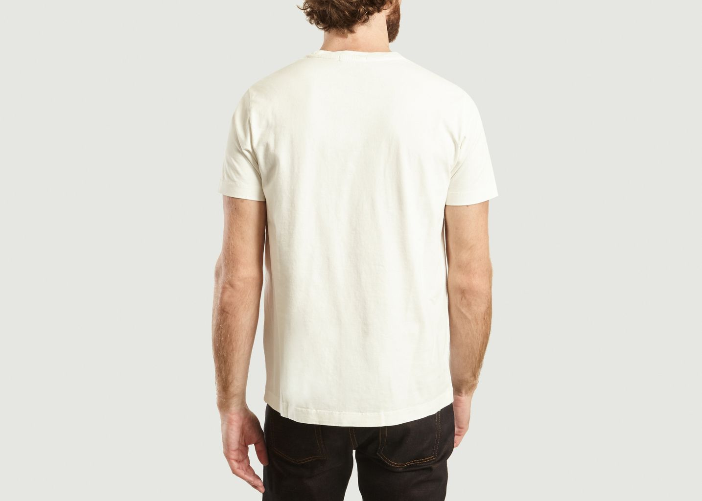 T-Shirt Roy No No No ! - Nudie Jeans