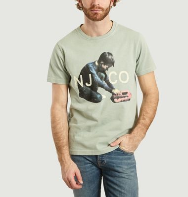 T-Shirt Roy Enfant en Coton Bio