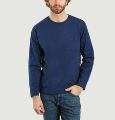 T-shirt manches longues à poche Rudi