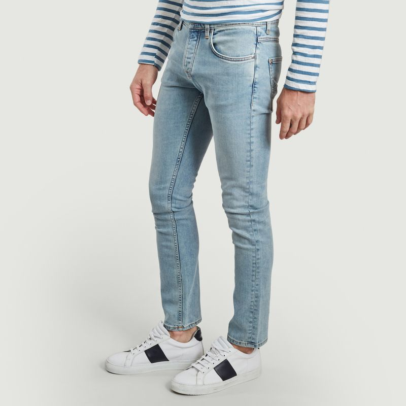 Jean slim straight Grim Tim - Nudie Jeans