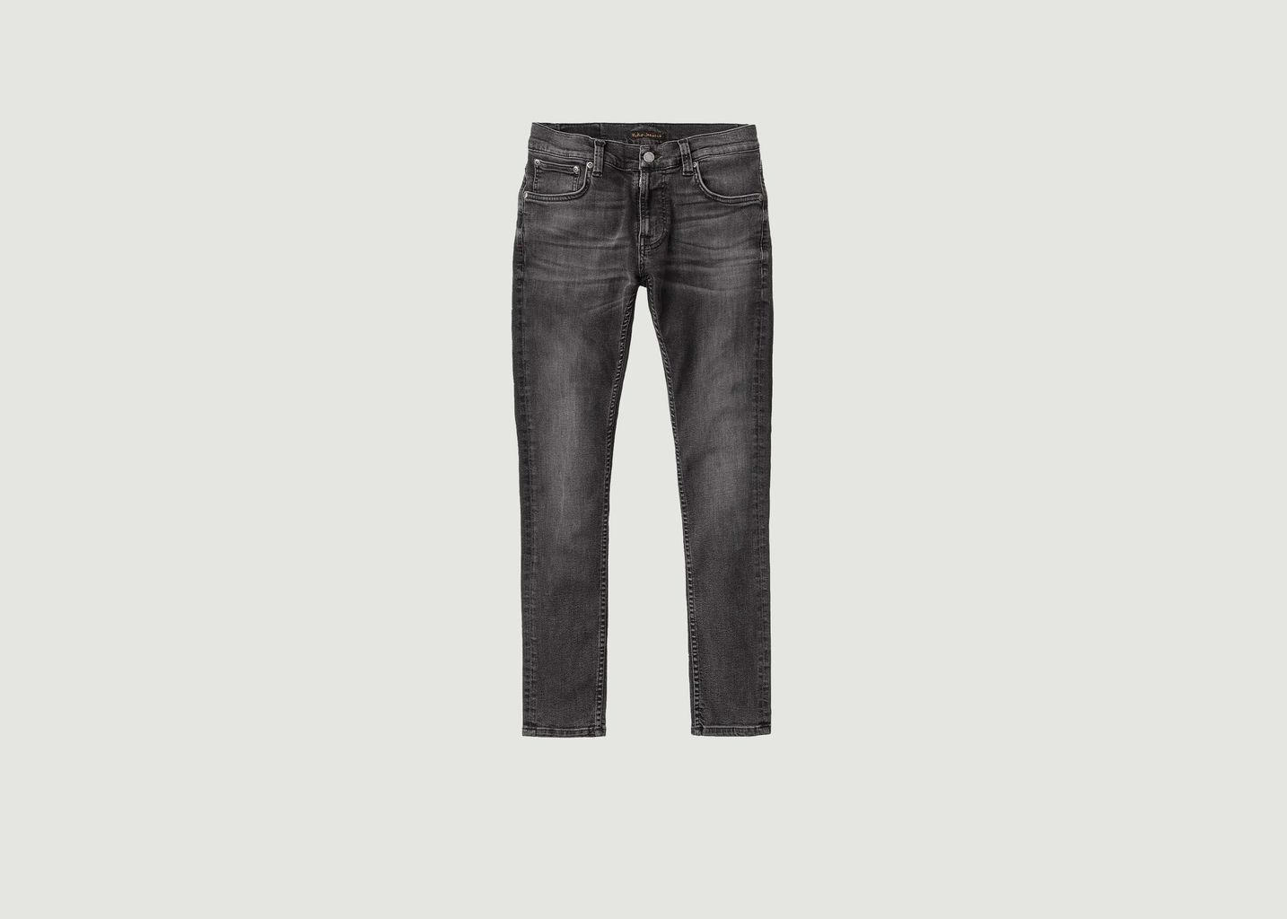 Jean Tight Terry Fade To Grey - Nudie Jeans