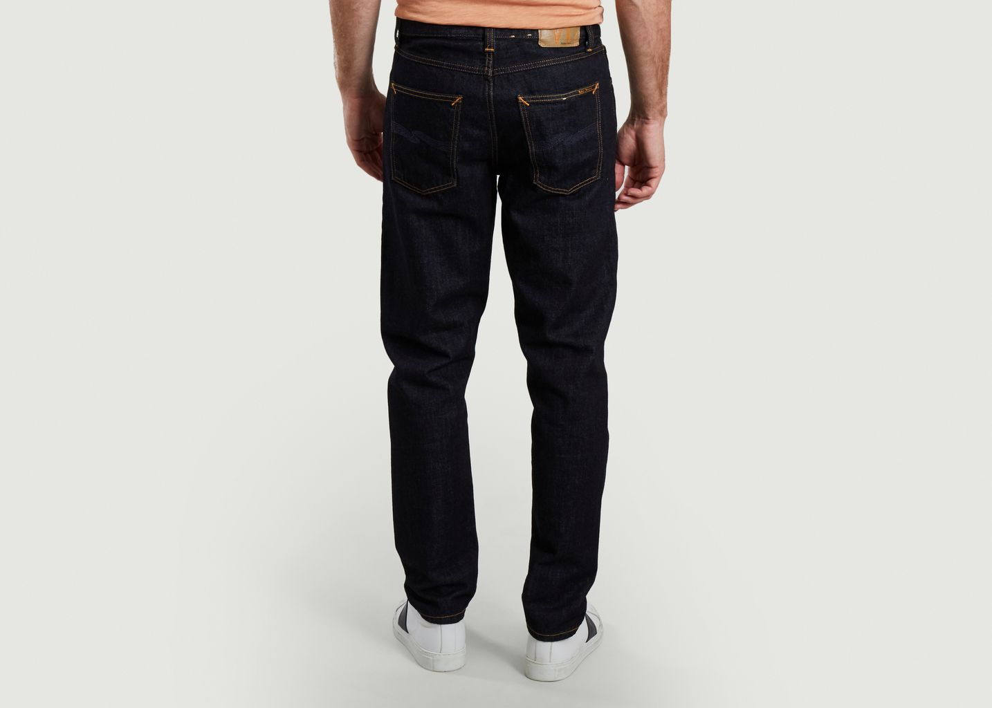 Jean regular tapered Steady Eddie II - Nudie Jeans
