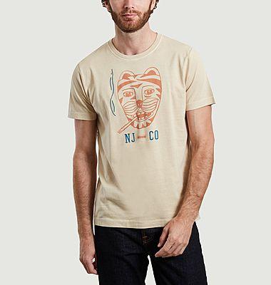 T-shirt imprimé Roy Misfit Creature