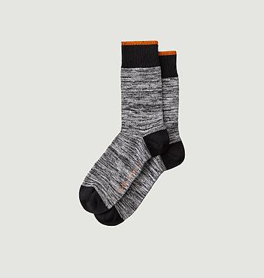 Rasmusson heathered socks