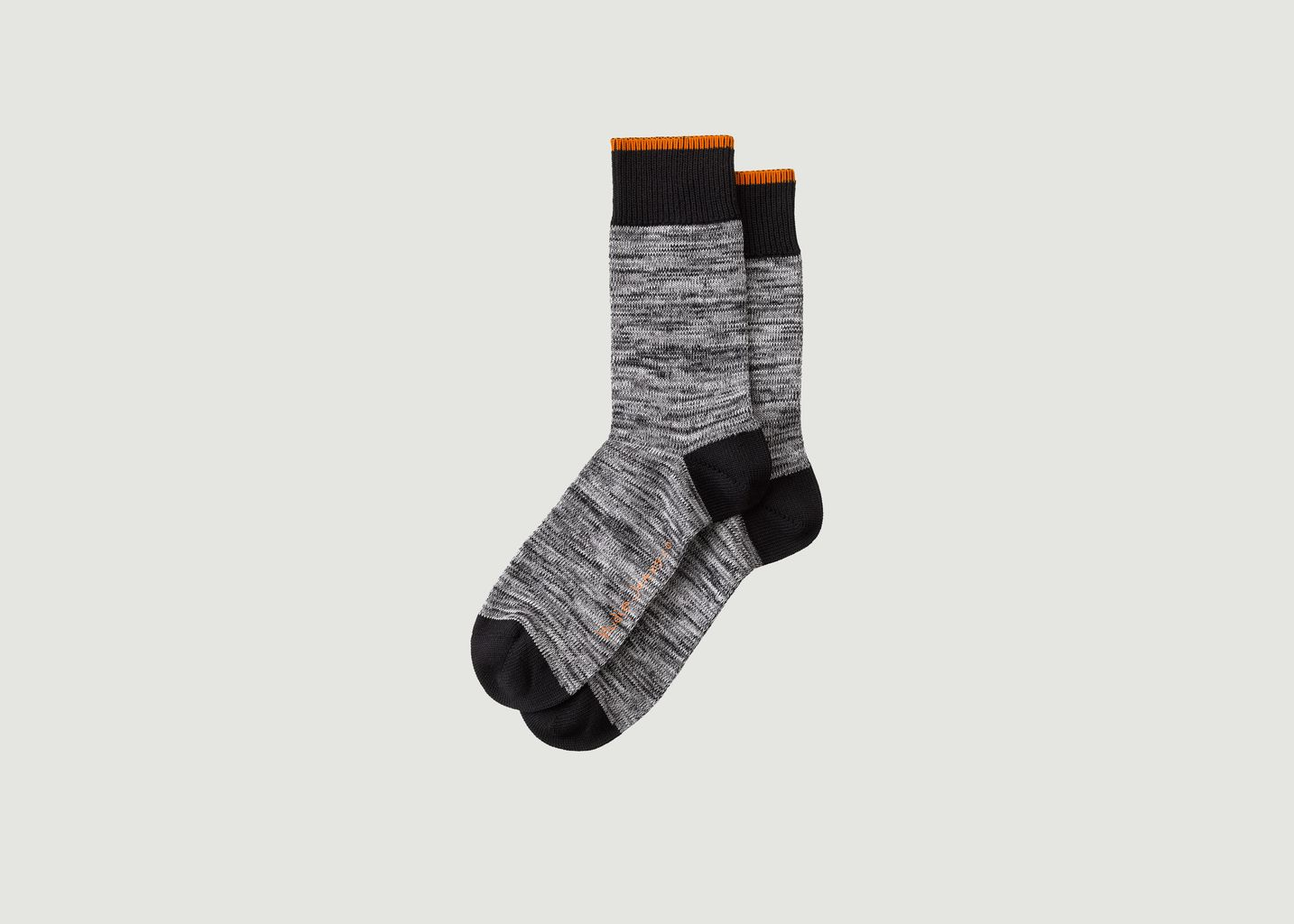 Chaussettes chinées Rasmusson - Nudie Jeans