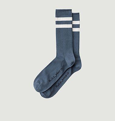 Chaussettes rayées Amundsson Sport