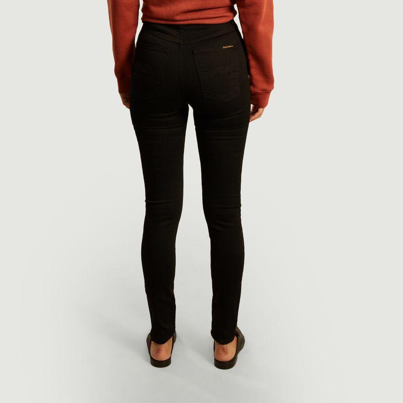 Jean slim teinté Hightop Tilde - Nudie Jeans