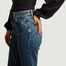 matière Jean regular tapered Breezy Britt - Nudie Jeans