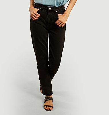 Breezy Britt regular tapered tinted jeans
