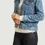 matière Veste en jean Bettina - Nudie Jeans
