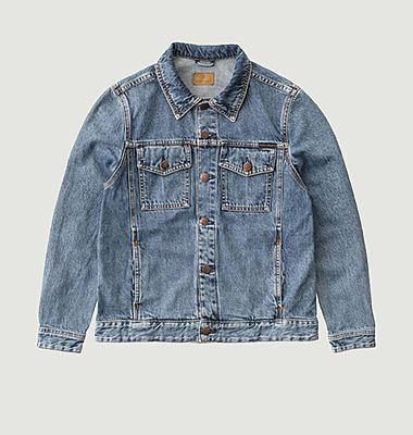 Veste en jean Bettina