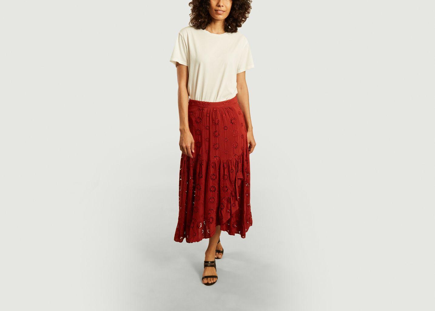 T-shirt cropped Lisa - Nudie Jeans