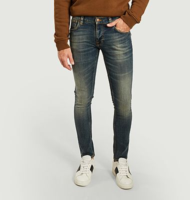 Jean skinny Terry