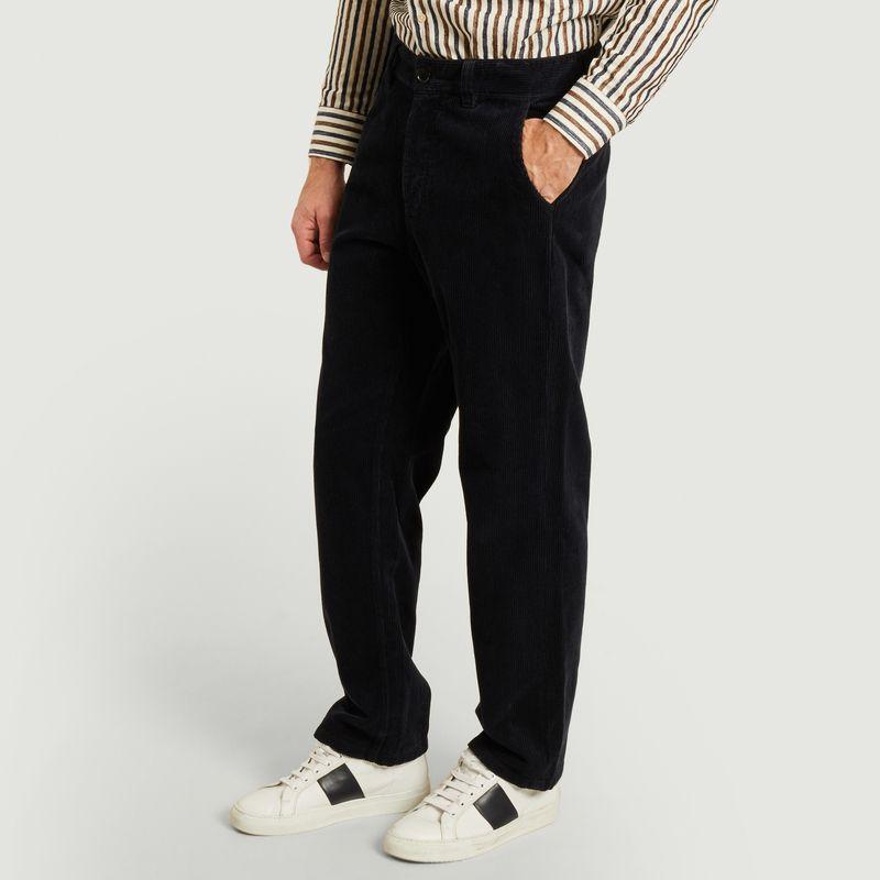 Pantalon Lazy Leo Cord - Nudie Jeans
