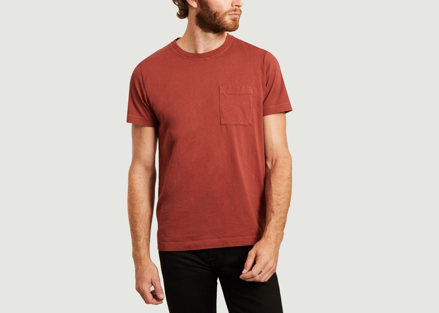 T-shirt Roy en coton biologique  - Nudie Jeans