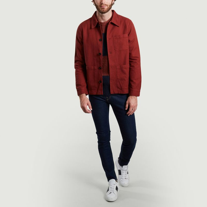 Blouson Barney en coton biologique  - Nudie Jeans
