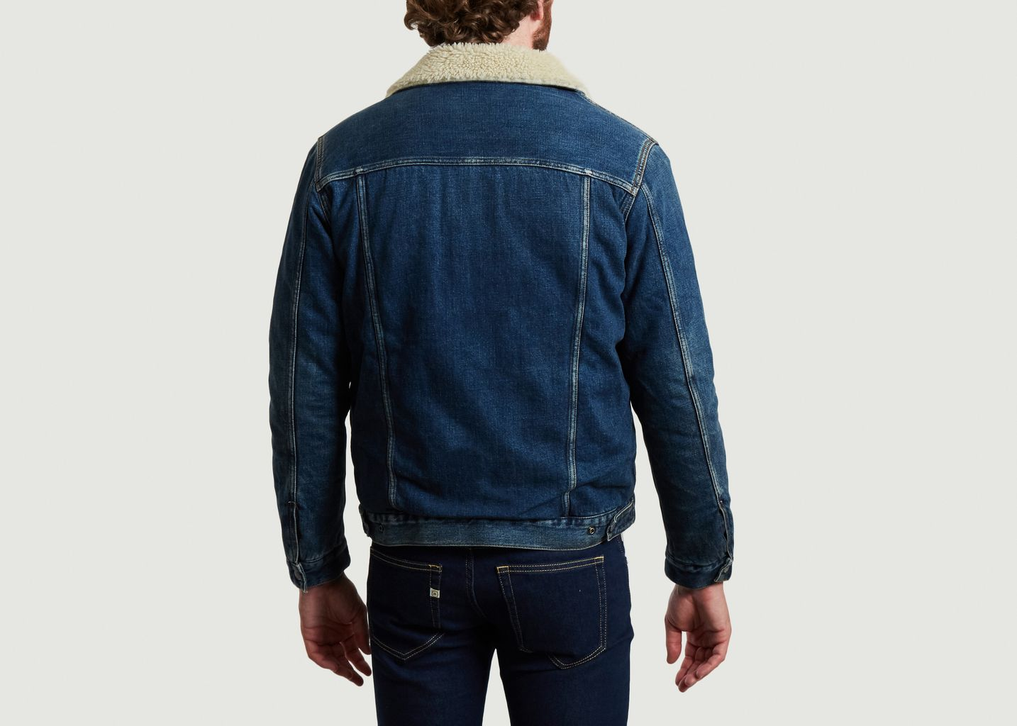 Veste en jean Bonny - Nudie Jeans