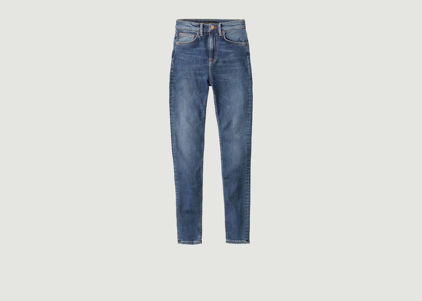 Jean Hightop Tilde  - Nudie Jeans