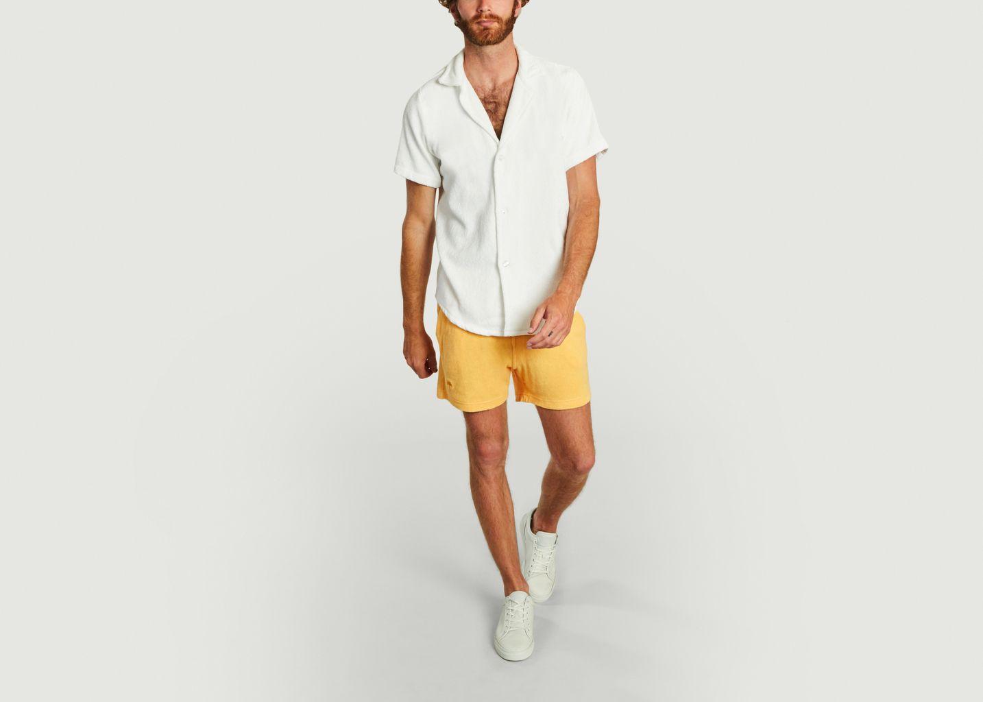 Shorts Peach Terry  - OAS company