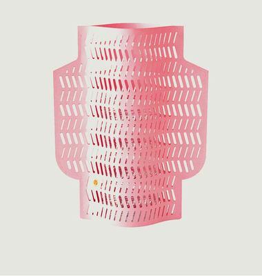 Vase Papier Perforé