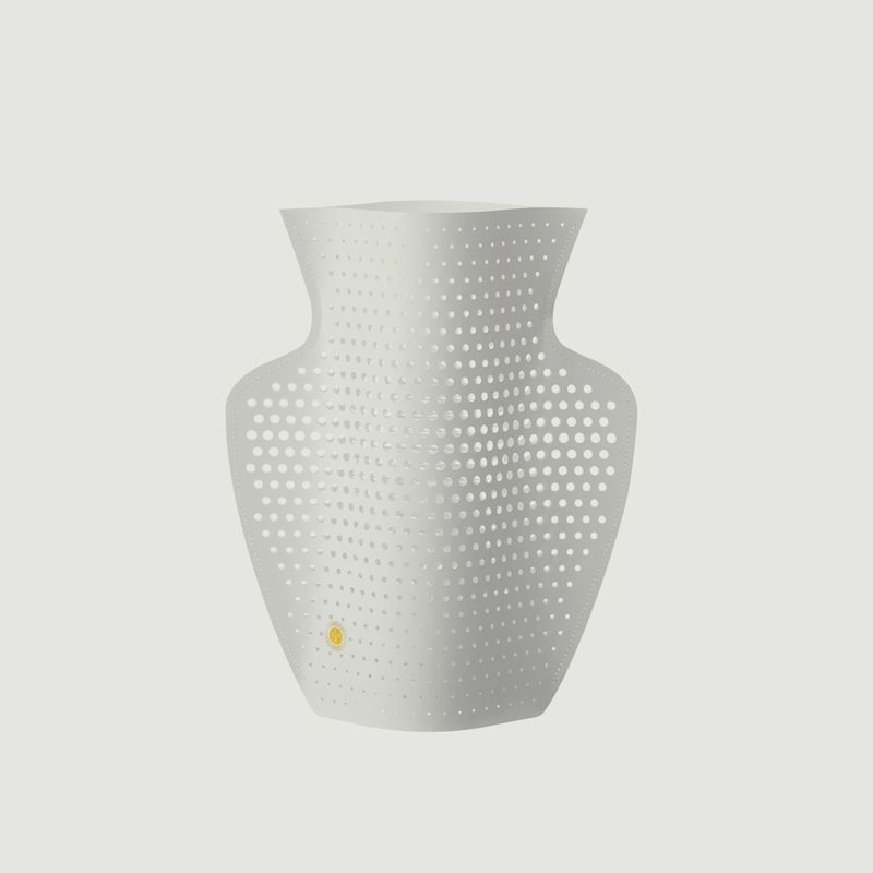 Vase Papier Perforé - Octaevo