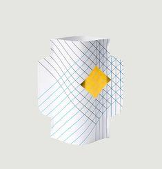 Nomade Paper Vase