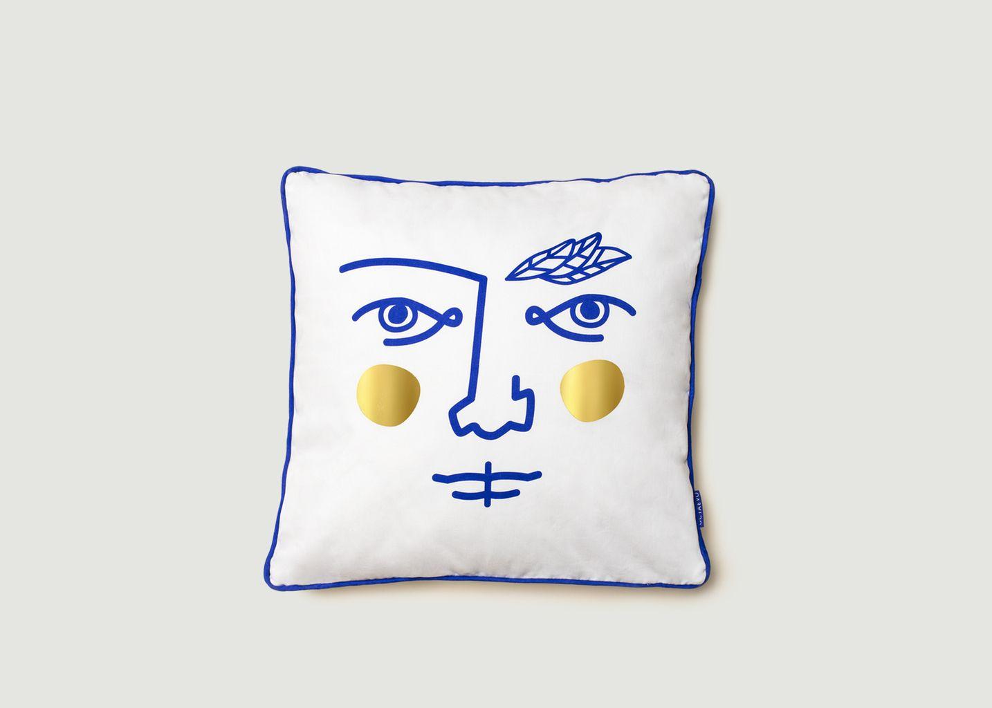 Janus Cushion Cover - Octaevo