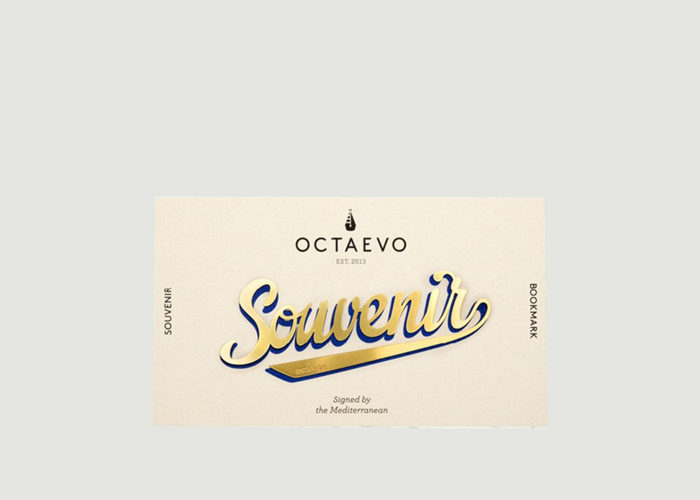 Marque Page Souvenir - Octaevo