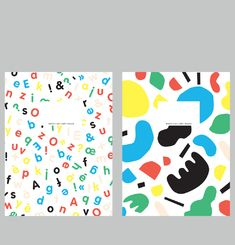 Matisse + ABC Notepads
