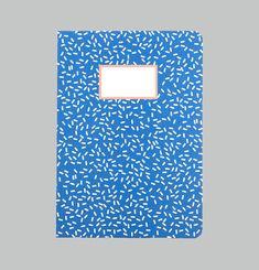 Carnet Blue