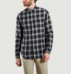 Lipp Chequered Shirt