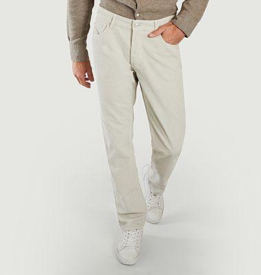 Pantalon James en velours