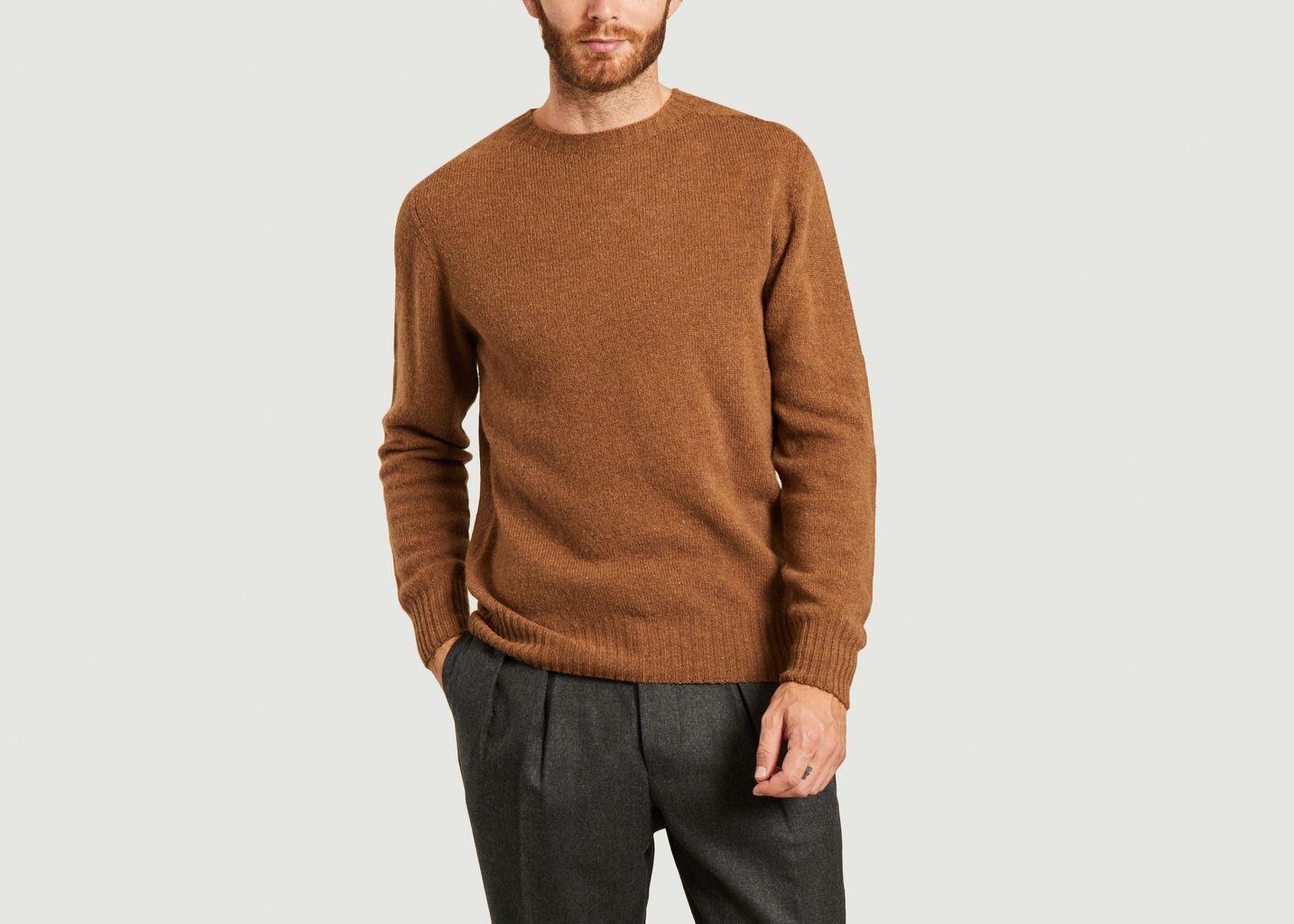 Pull Seamless en laine - Officine Générale