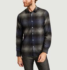 Chemise Lipp à carreaux