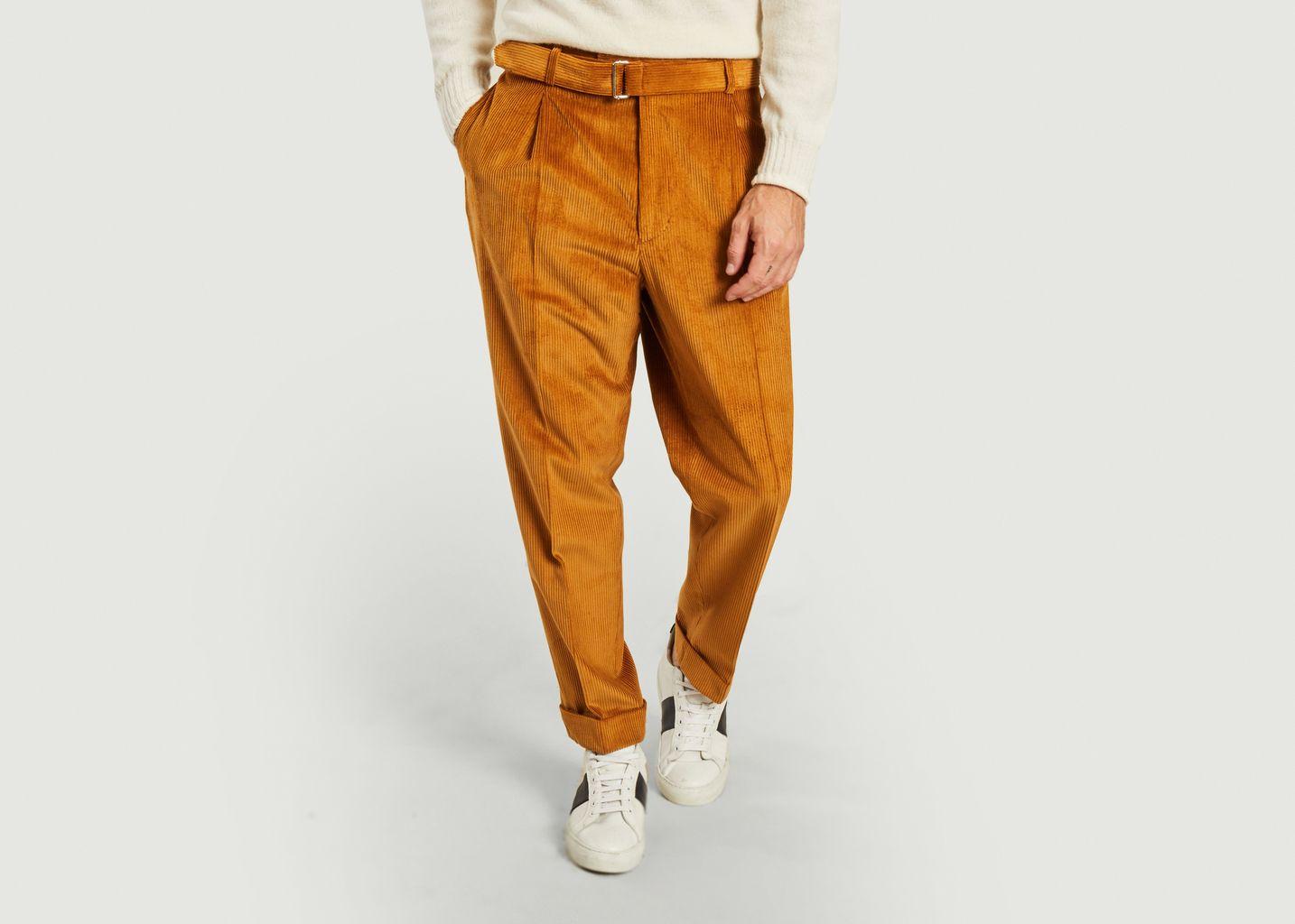 Pantalon Hugo en velours - Officine Générale