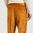 matière Pantalon Hugo en velours - Officine Générale