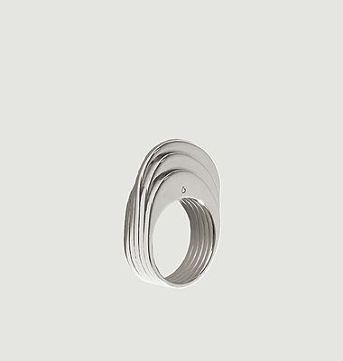 Bague Nami 5 anneaux