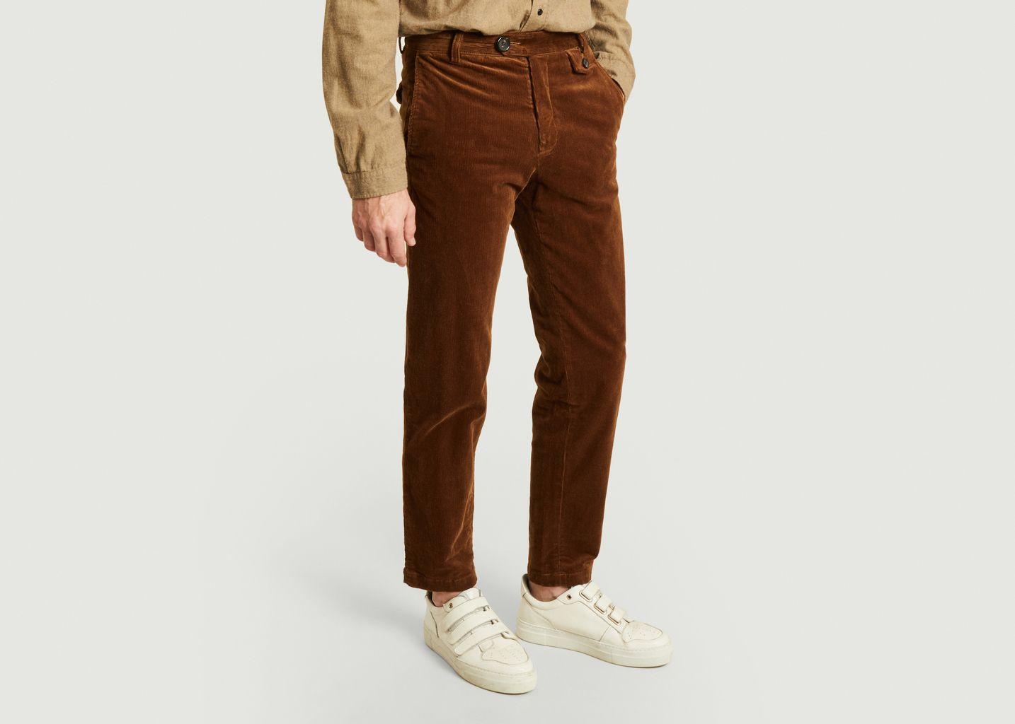 Pantalon Fishtail - Oliver Spencer