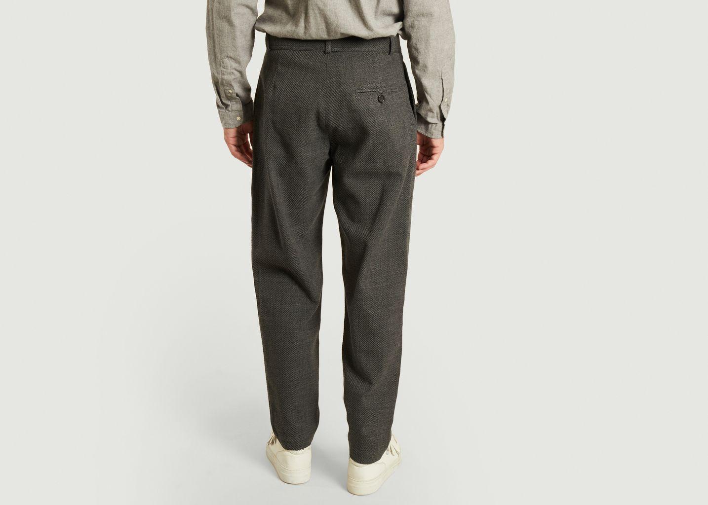 Pantalon plissé - Oliver Spencer