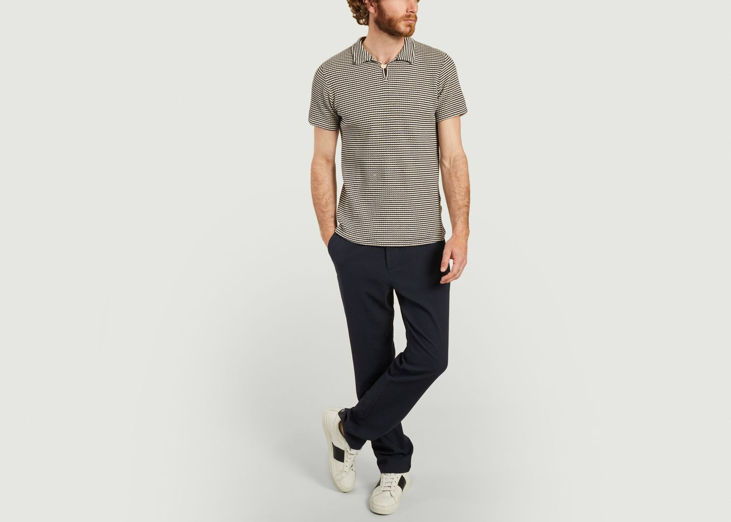 Pantalon Drawstring - Oliver Spencer