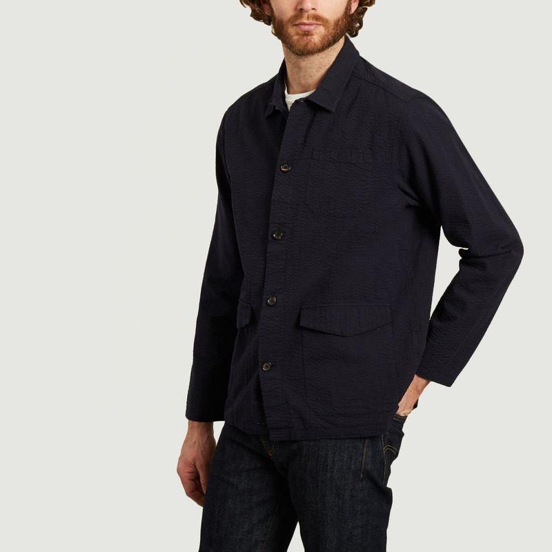Veste Hockney Coton - Oliver Spencer