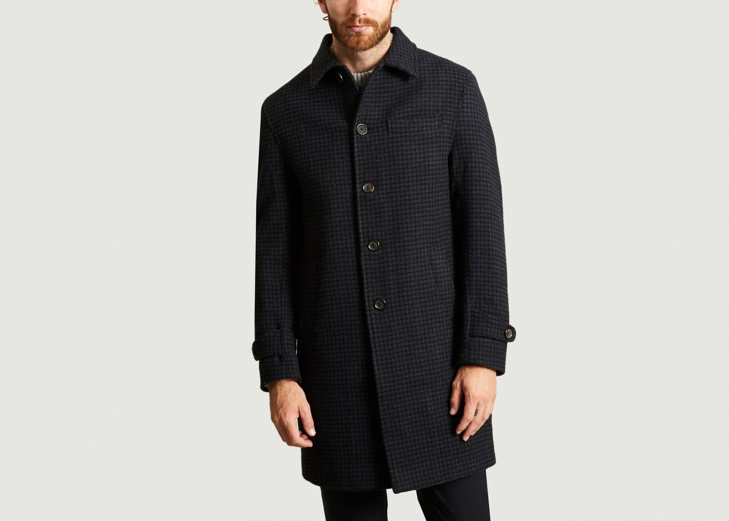 Manteau en Laine - Oliver Spencer